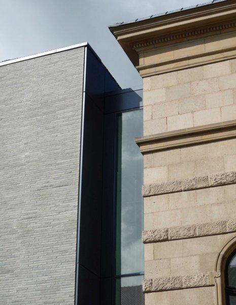 Музей Леопольда Хеша - новое крыло