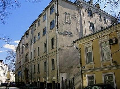Дом Гурьевых до пожара. Фото «Архнадзор»