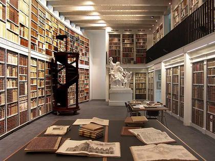 Библиотека Вернера Екслина
