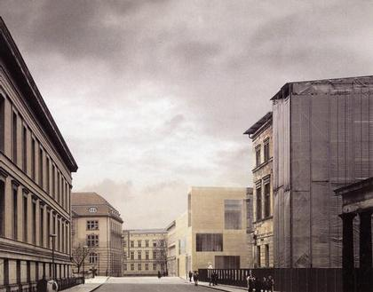 Галерея Хинтер дем Гиссхаус 1. Проект