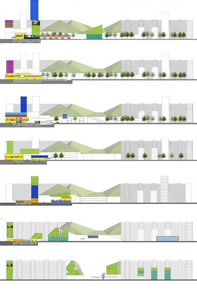 Никита Сергиенко. Проект «To Maxmix». 1-место конкурса «Торжество городов»-3.