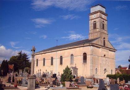 Церковь Сен-Мартен д'Арк-сюр-Тий