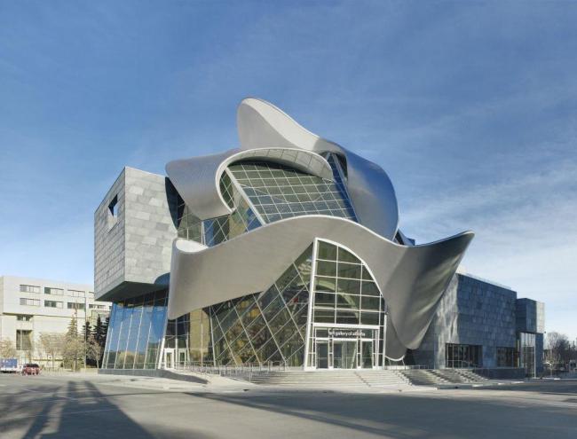 Художественная галерея провинции Альберта. Фото © Richard Lemermeyer