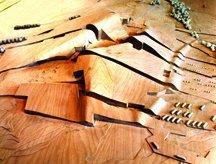 Город Культуры Галиции, Сантьяго-де-Компостела, Испания Конкурсный макет, 1999 Визуализация © Eisenman Architects