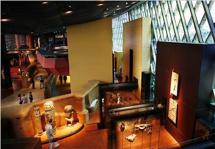 Музей на набережной Бранли