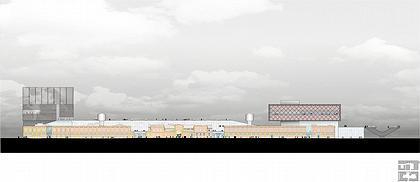 Рынок Меркати Дженерали. Проект