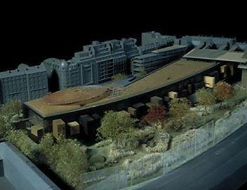 Музей на набережной Бранли. Проект