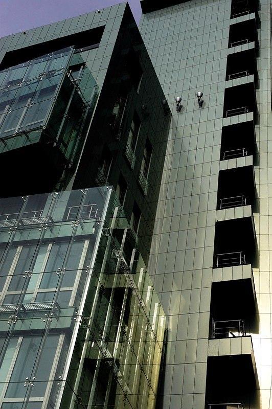Жилой комплекс «Кристалл». Архитектурно-художественные мастерские архитекторов Величкина и Голованова