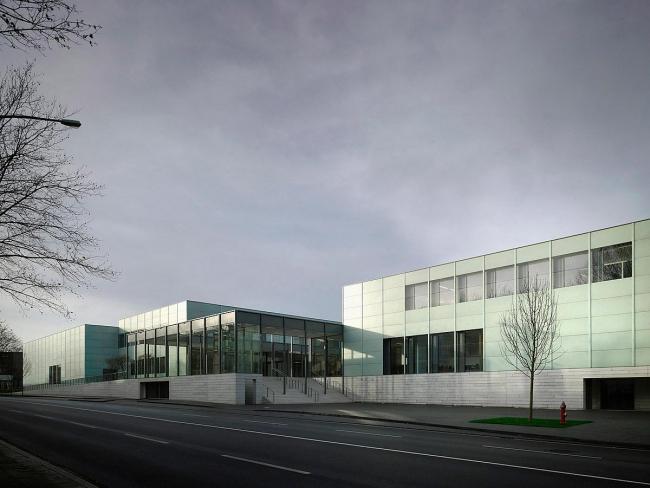 Новое крыло Музея Фолькванг. Фото © Christian Richters