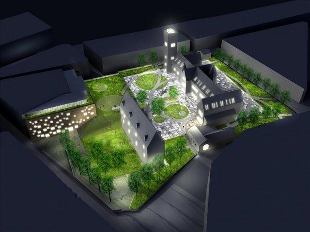 Музей Добре - реконструкция