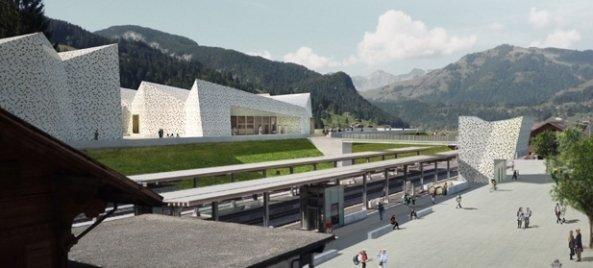 Проект бюро SLIK (Цюрих)