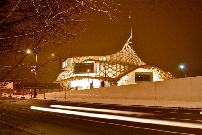 Центр Помпиду-Мец. Фото © VisiOkrOniK