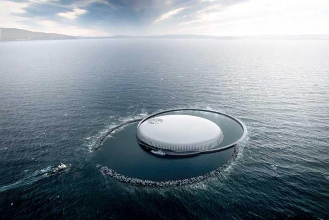 Центр исследований океана Ocean Space Centre