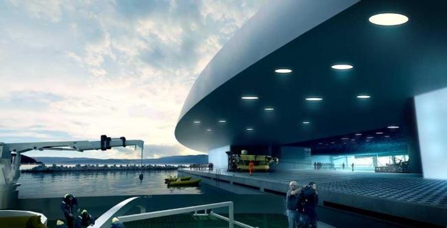 Центр исследований океана Ocean Space Centre. «Океанская лаборатория»
