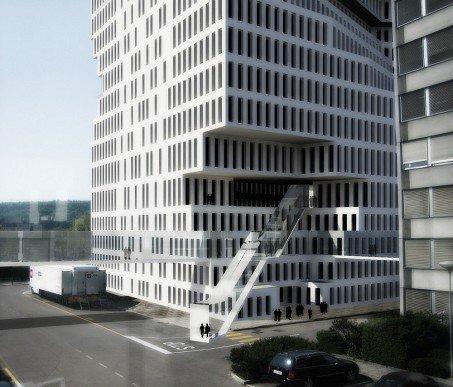 Штаб-квартира Швейцарского телевидения