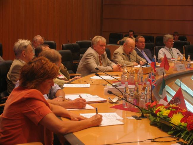 день Европы на семинаре «Москва и Европейские мегаполисы»