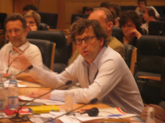 директор по городскому планированию Амстердама Зеф Земель (Zef  Zemel)