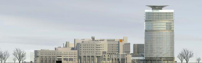 Лечебно-реабилитационный комплекс (корпус №2) ФГУ «Федеральный центр сердца, крови и эндокринологии им. В. А. Алмазова Федерального агентства по высокотехнологичной медицинской помощи»