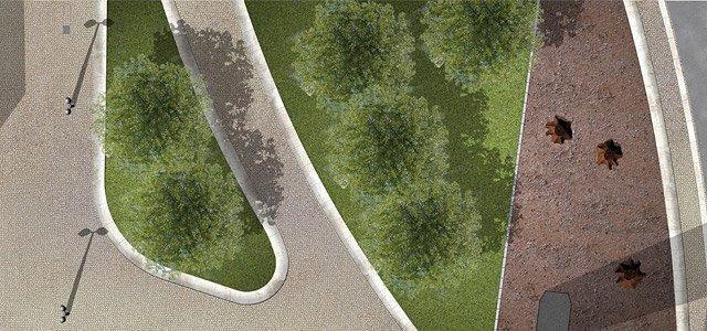 Район Вартком - реконструкция