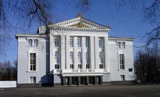 Пермский театр оперы и балеты им. П.И.Чайковского. Существующее здание