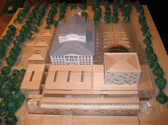 Проект бюро PLP Architects(Великобритания)