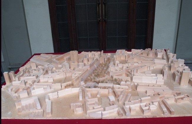 Реконструкция Порта-Вольта - проект фонда Feltrinelli