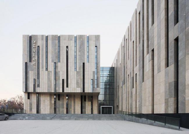 Художественный музей провинции Цзянсу © KSP Jürgen Engel