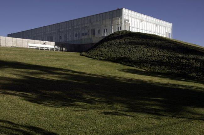 Национальная лаборатория геномики © TEN Arquitectos