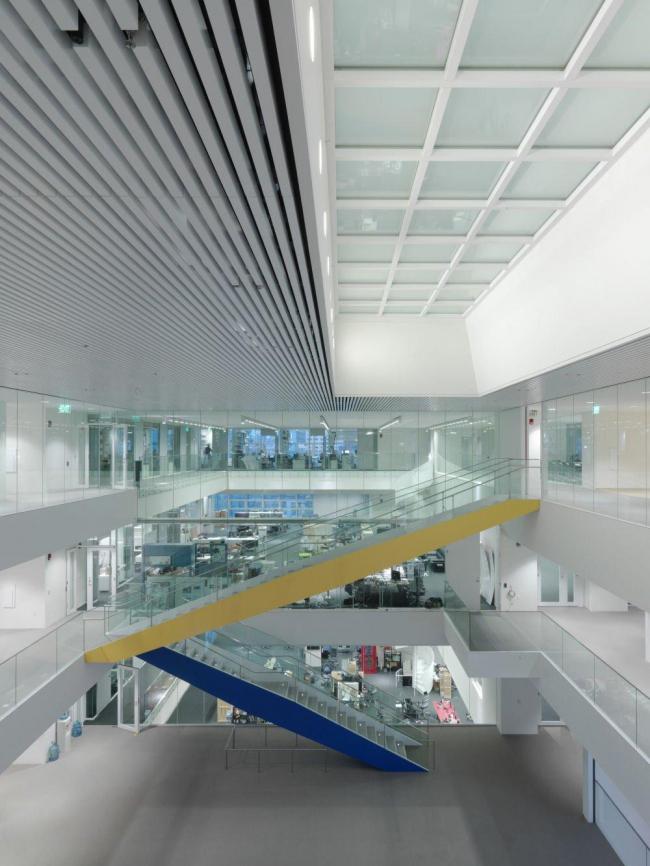 Медиа-лаборатория Массачусетского института технологии - новый корпус. Фото © Andy Ryan