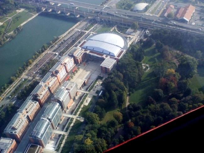 Лионский Амфитеатр. Фото: Rgaudin via Wikimedia Commons. Фото находится в общественном доступе