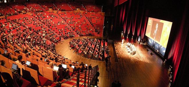 Лионский Амфитеатр. Зрительный зал. Фото: Leandro Neumann Ciuffo via Wikimedia Commons. Лицензия CC-BY-2.0
