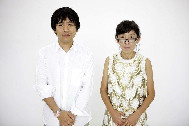 Бюро SANAA - Рюэ Нисидзава и Кадзуё Сэдзима. Photo by Takashi Okamoto, Courtesy of SANAA