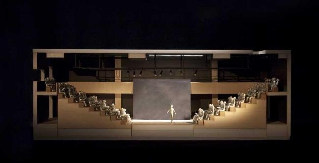 Театр Signature Center. Зал 2