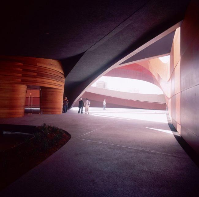 Музей дизайна в Холоне © Yael Pincus