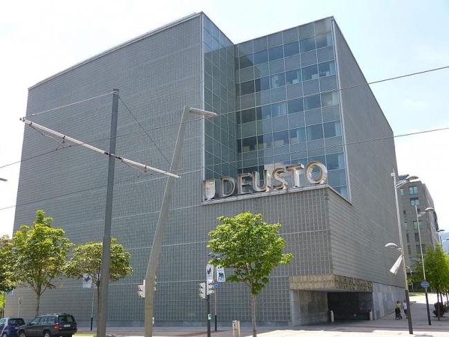 Библиотека университета Деусто. Фото: Zarateman via Wikimedia Commons. Лицензия  CC BY-SA 3.0