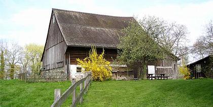 Амбар из комплекса построек дома фермера-арендатора (1683 г.)