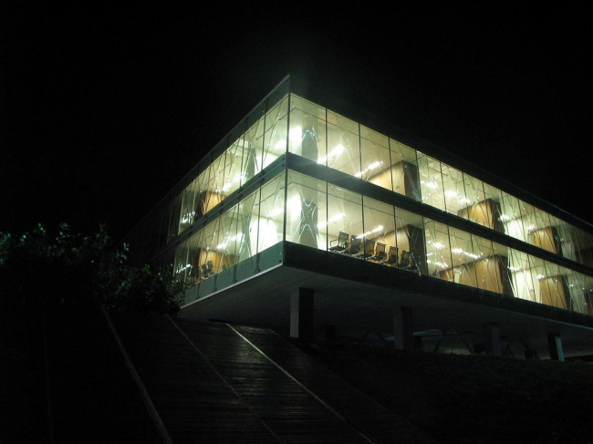 Штаб-квартира компаний Vakko и Power Media. Фото © REX