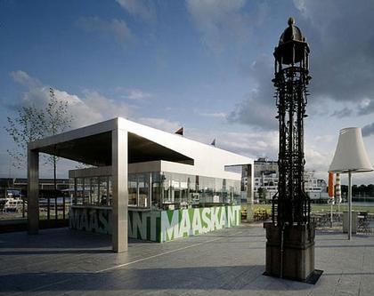 Landscaping hotel N.Y. в Роттердаме. Фотография с сайта Bolles&Willson