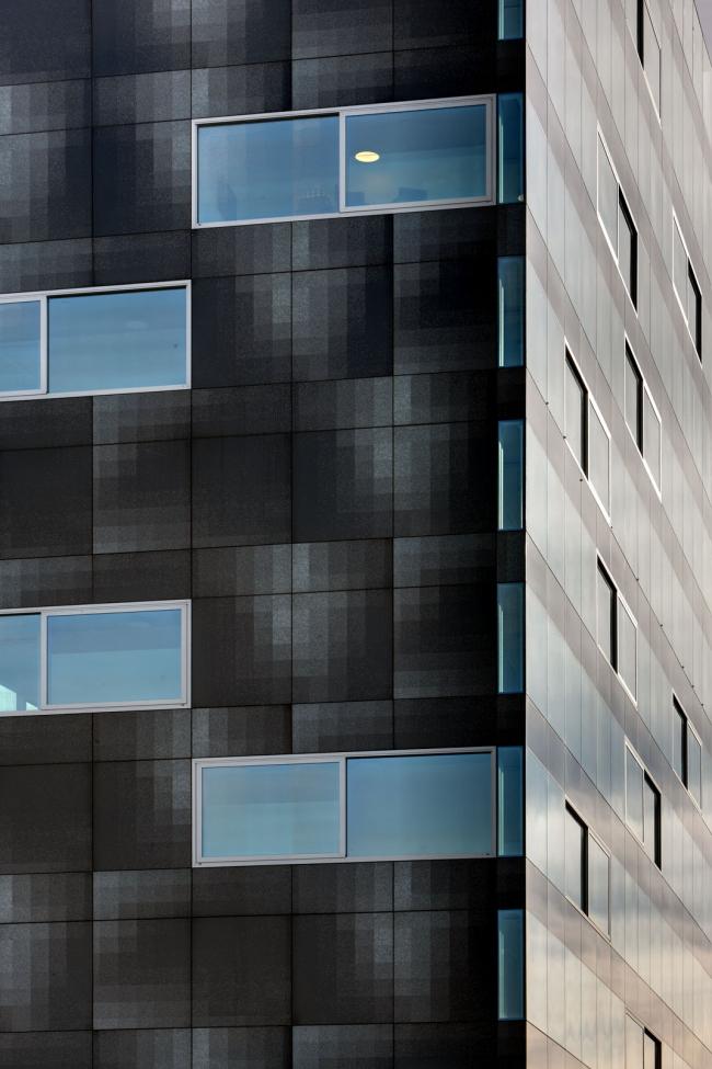 Башня V Tower. Фото © Jan Bitter