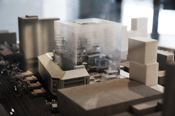 Комплекс Колсингел. Проект 2010 года