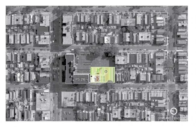Проект P.S.216 Brooklyn