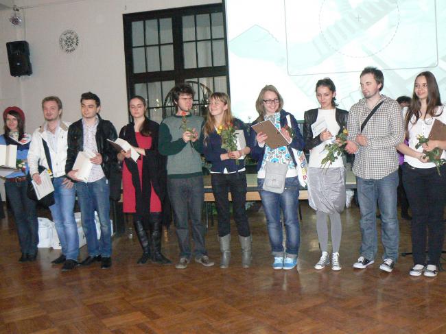 Лауреаты «Перспективы»-2010