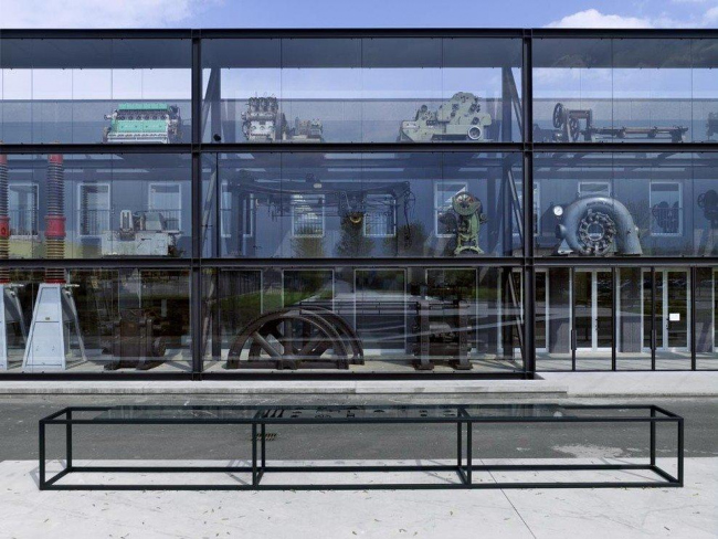 Музей промышленности и труда. Фото © Stefan Muller