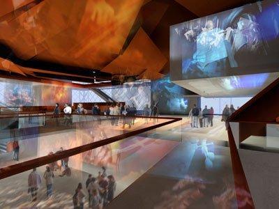 Жан Нувель. Концертный зал «Орестаден». Проект