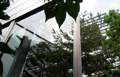 Жан Нувель. Фонд «Картье» (1991 – 1994)