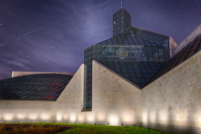 Музей современного искусства Великого Князя Жана. Фото: Tristan Schmurr via flickr.com. Лицензия CC BY 2.0