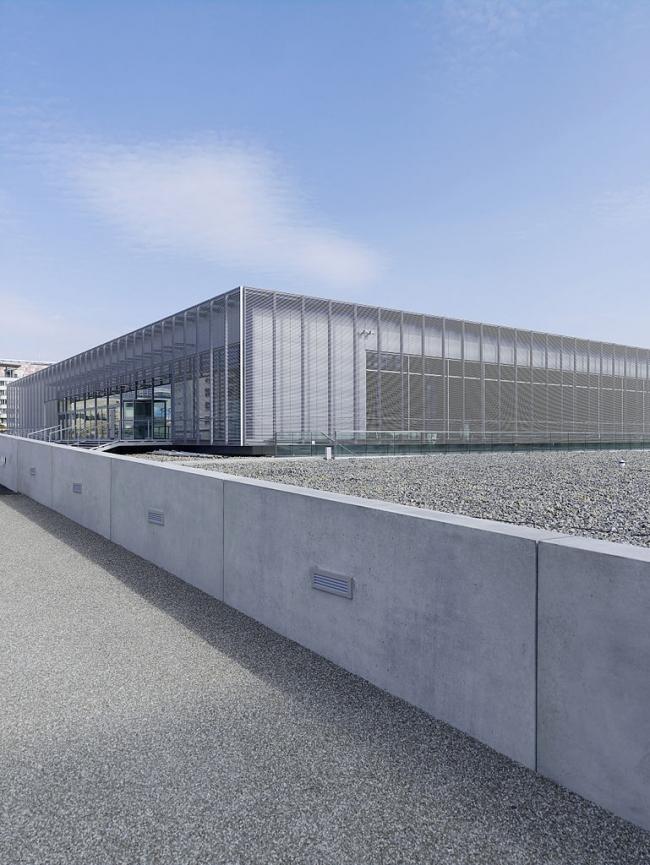 Мемориальный комплекс «Топография террора». Фото © Stefan Josef Mueller, Stiftung Topographie des Terrors