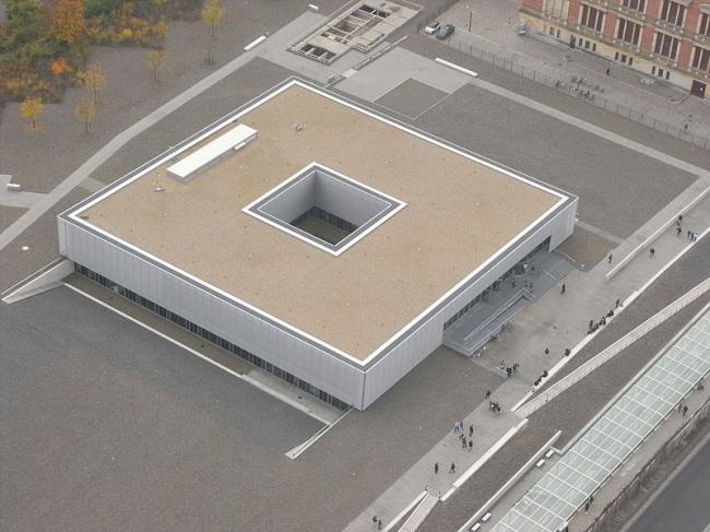 Мемориальный комплекс «Топография террора». Фото: Hans G. Oberlack via Wikimedia Commons. Лицензия CC-BY-SA-3.0