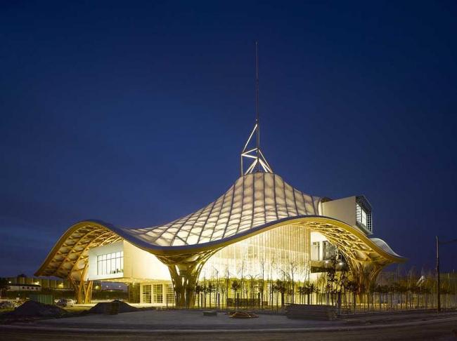 Центр Помпиду-Мец. Фото: Centre Pompidou-Metz