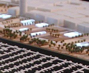 Карлос Ферратер. Конкурсный проект застройки Гран Марина Лас Пальмас